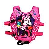 Complementos de flotación Minnie Mouse para Niños Entre 3 a 9 años para...