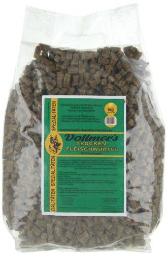 Vollmer's Trockenfleischwürfel, 1er Pack (1 x 10 kg)