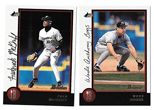 1998 Bowman - TAMPA BAY DEVIL RAYS Team Set