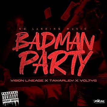 Bad Man Party