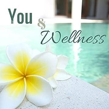 You & Wellness – Relaxing Music for Stress Relief, Zen Shiatsu for Spa Dreams