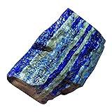 Hankyky 100G Natural Rough Afghanistan Lapislazuli Crystal Roher Edelstein Mineralstein