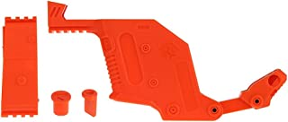 WORKER Kriss Vector Style Kits for Nerf Stryfe Modify Toy Color Orange