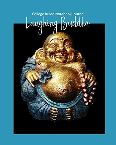 Laughing Buddha College Ruled Notebook Journal