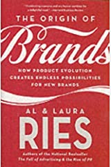 The Origin of Brands: How Product Evolution Creates Endless Possibilities for New Brands Kindle Edition