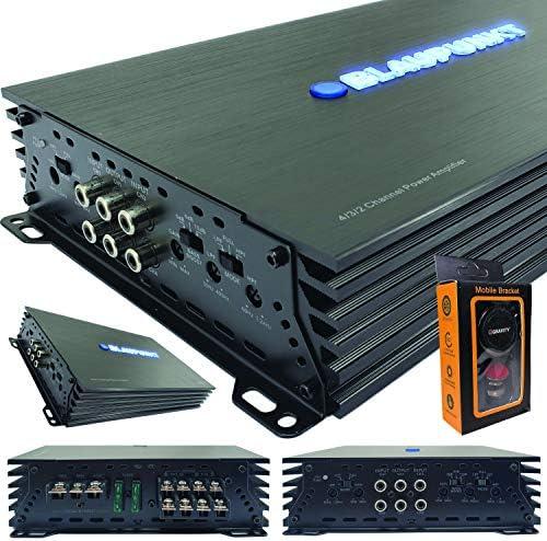 Top 10 Best 4 channel car amplifier 1500 watt