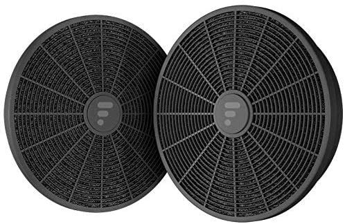 Kohlefilter/Aktivkohlefilter für Dunstabzugshaube FC05-2 Stück - passend für 145mm - ACM14 – CR310 – filk57772