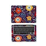Pegatinas de flores para portátil de 12 pulgadas 14 pulgadas 15.6 pulgadas para xiaomi AIR 13.3/asus/MacBook pro/acer/hp/lenovo-AX-009-14