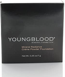 Youngblood Mineral Radiance Creme Powder Foundation 7 g, Tawnee