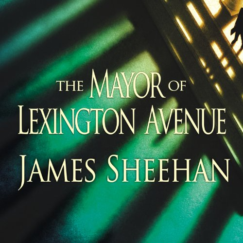 The Mayor of Lexington Avenue audiobook cover art