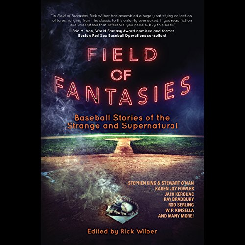 Field of Fantasies audiobook cover art