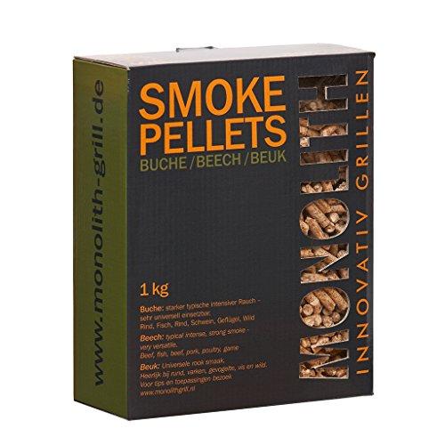 Smoke Pellets Hêtre/Beech 1 kg carton