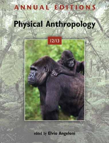 Annual Editions: Physical Anthropology 12/13
