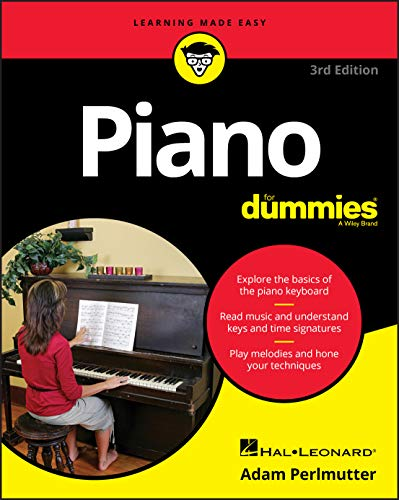 Piano For Dummies (For Dummies (Music))