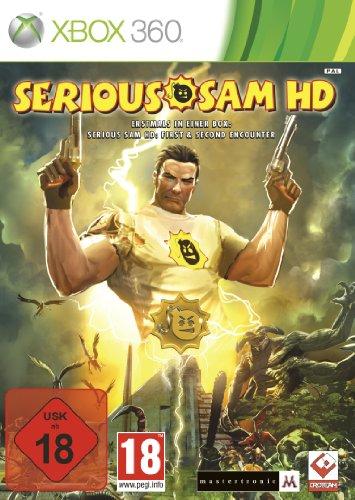 Serious Sam HD [Importación Alemana]