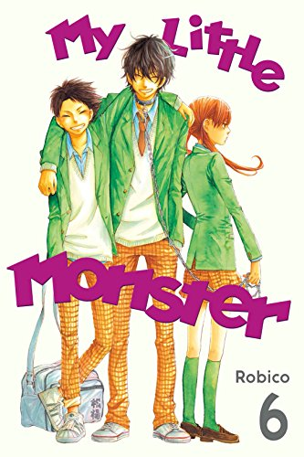 My Little Monster Vol. 6 (English Edition)