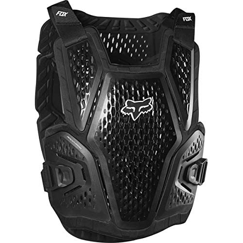 Fox Racing RACEFRAME Roost, Black, L-XL