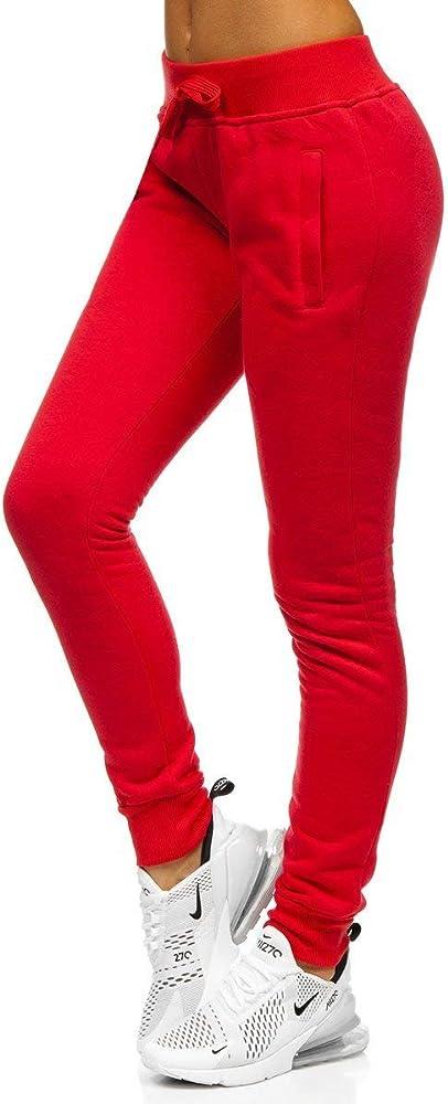 Bolf, pantaloni di tuta da donna  ,65% cotone, 35% poliestere J.STYLE CK-01