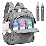 Best Diaper Bags For Twins - LoveLi-Bi Diaper Bag Backpack: Large Diaper Bags Review