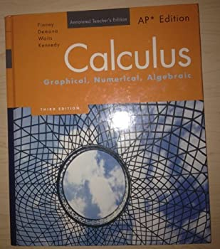 Calculus - Annotated Teacher's Edition 0132014092 Book Cover