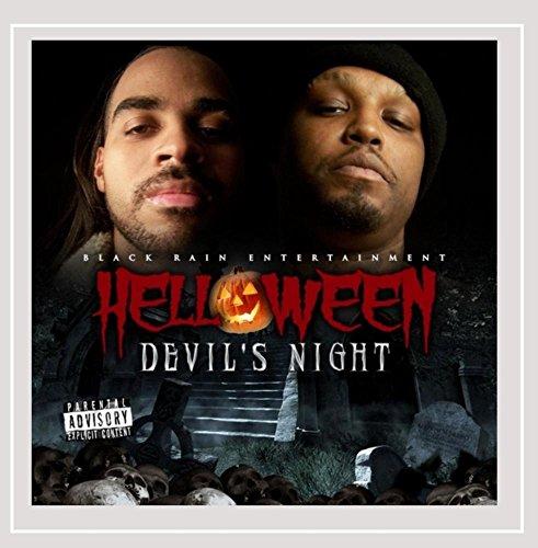 Helloween Devil's Night (Black Rain Entertainment Presents) [Explicit]