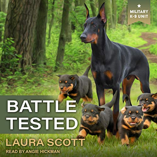 Battle Tested  By  cover art