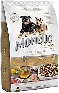 MONELLO DOG DRY FOOD TRADICIONAL 1KG