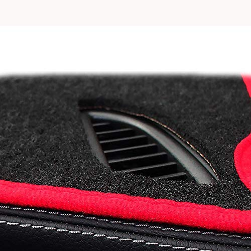 YXNVK Dashboard Cover Sun Shade Non-slip Dash Mat Pad Carpet Car Stickers Interior Accessories,For Honda odyssey 2004 2005 2006-2008