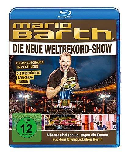 Mario Barth - Weltrekord-Show: Männer sind schuld, sagen die Frauen [Blu-ray]