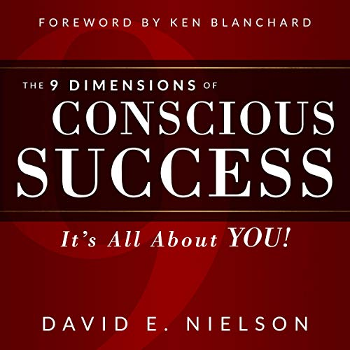 The 9 Dimensions of Conscious Success audiobook cover art