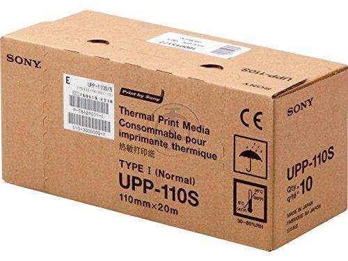 Sony UPP-110S Kit voor printers (215 pagina's, 11 cm, 20 m)