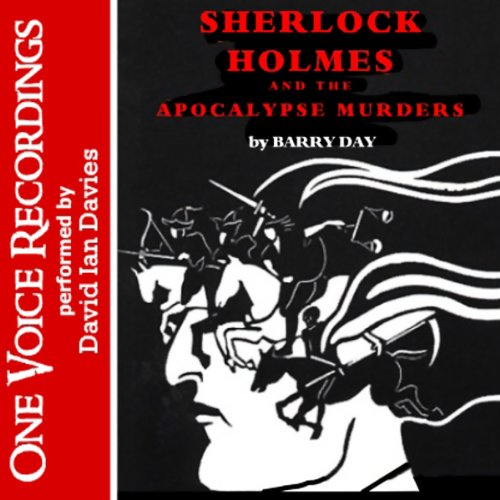 Sherlock Holmes and the Apocalypse Murders audiobook cover art