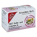 [page_title]-H&S Galle- und Lebertee Arzneitee Nr. 5, 20 St. Filterbeutel