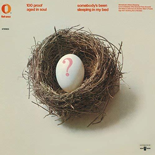 サムバディーズ・ビーン・スリーピング・イン・マイ・ベッド+5(日本独自企画盤、解説、ボーナストラック付き) - 100プルーフ・エイジド・イン・ソウル