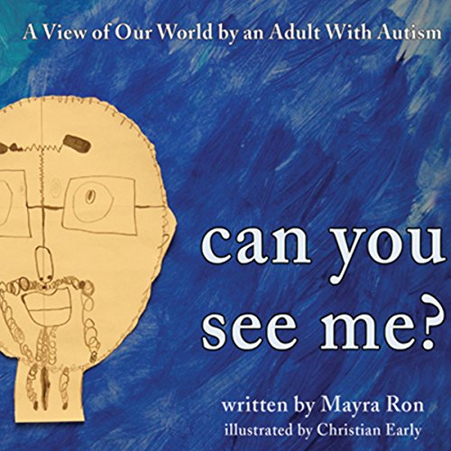 Can You See Me? audiobook cover art