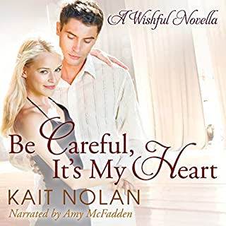 Be Careful, It's My Heart audiobook cover art