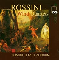 Wind Quartets by ROSSINI (2003-04-22)