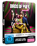 Birds of Prey: The Emancipation of Harley Quinn 4K UHD Steelbook [Limited Edition] [Blu-ray]