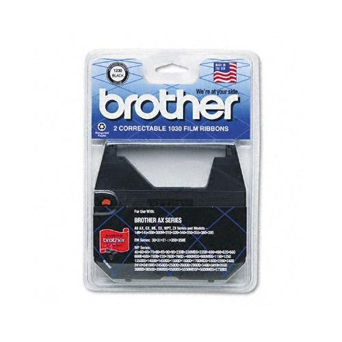 Price comparison product image 4 X Brother 1030 OEM Ribbon - AX Series GX Series Correctronic Series EM-30 31 31-11 ML-100 300 500 SX-14 16 23 4000 Correctable