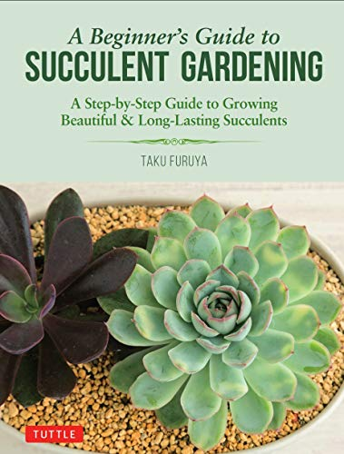 A Beginner's Guide to Succulent Gardening: A Step-by-Step Guide to Growing Beautiful & Long-Lasting Succulents
