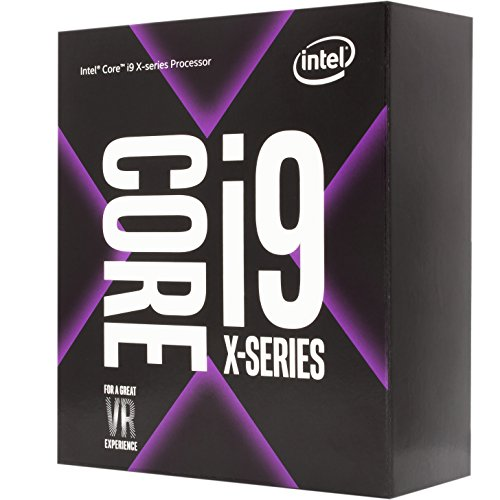 Intel Core i9 7920X - Procesador para CPU, Color Plata