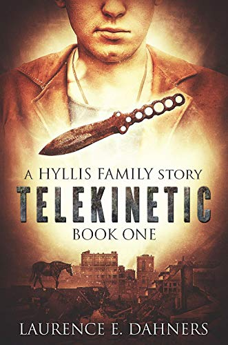 Telekinetic (a Hyllis Family story #1) (English Edition)