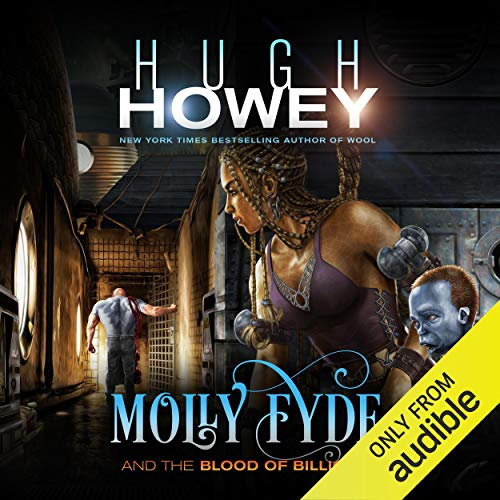 Molly Fyde and the Blood of Billions audiobook cover art