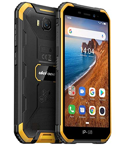 Ulefone Armor X6 Teléfono Moviles Resistentes, Android 9.0
