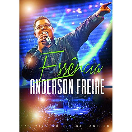 DVD Anderson Freire Essência