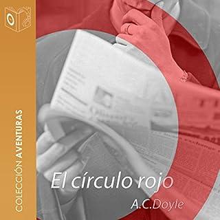 El círculo rojo [The Red Circle] audiobook cover art