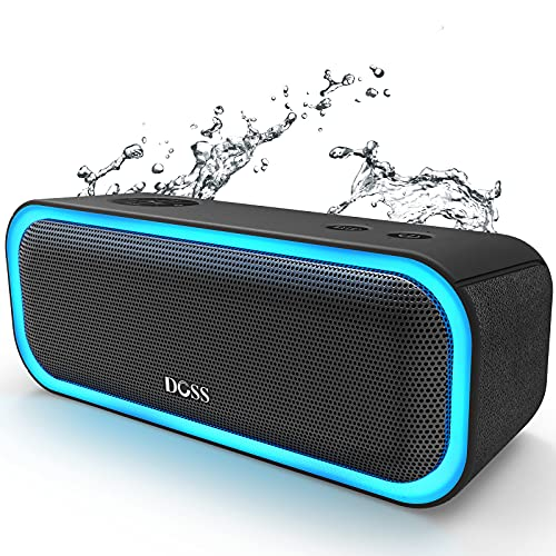 Bluetooth Speakers, DOSS SoundBox Pro Portable Wireless Bluetooth Speaker with 20W Stereo Sound,...
