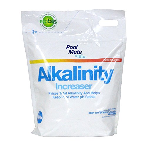 Pool Mate 1-2256B Total Alkalinity Increaser for Swimming Pools, 10-Pound