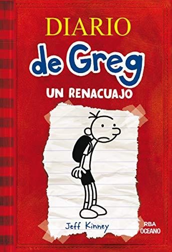 diario de greg 1. un renacuajo (nueva edicion, rustica