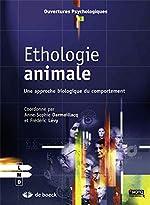 Ethologie animale d'ANNE-SOPHIE DARMAILLACQ